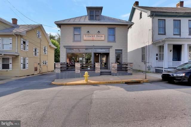 334 E King Street, SHIPPENSBURG, PA 17257 (#PACB2000257) :: The Craig Hartranft Team, Berkshire Hathaway Homesale Realty