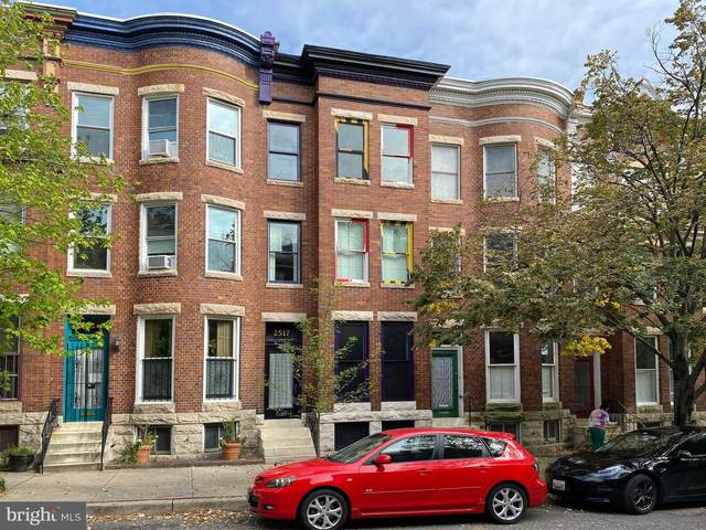 2517 N Calvert Street, BALTIMORE, MD 21218 (#MDBA2000983) :: The Putnam Group