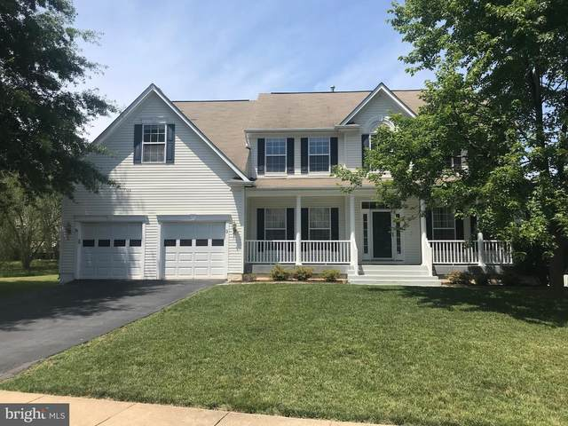 9 Saint Claires Court, STAFFORD, VA 22556 (#VAST2000322) :: Network Realty Group