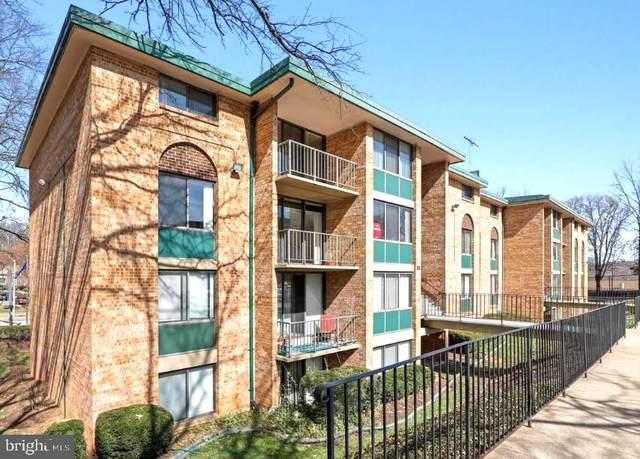 527 N Armistead Street #203, ALEXANDRIA, VA 22312 (#VAAX2000312) :: Sunrise Home Sales Team of Mackintosh Inc Realtors