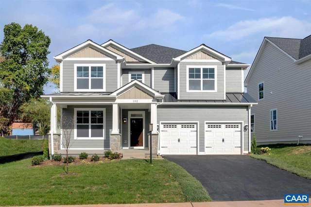 108A Thicket Run Pl, CHARLOTTESVILLE, VA 22901 (#623101) :: Dart Homes