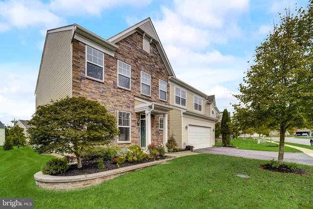 4 Flagstone Drive, MONROE TOWNSHIP, NJ 08831 (#NJMX2000045) :: Murray & Co. Real Estate