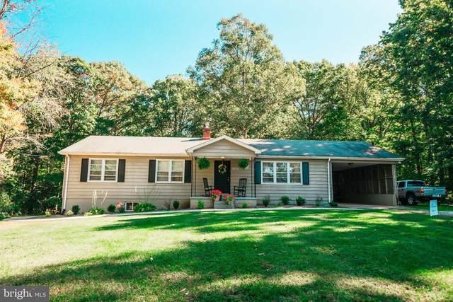 13347 Silver Hill Road, SUMERDUCK, VA 22742 (#VAFQ2000079) :: McClain-Williamson Realty, LLC.