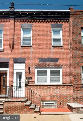 2516 S Rosewood Street, PHILADELPHIA, PA 19145 (#PAPH2002454) :: Linda Dale Real Estate Experts