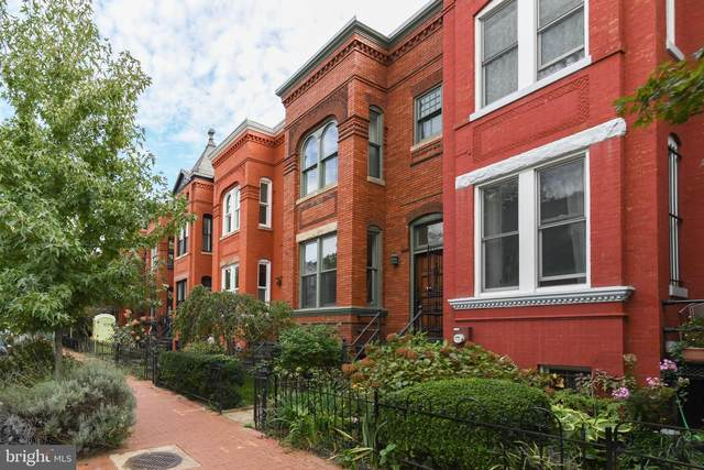 1528 T Street NW, WASHINGTON, DC 20009 (#DCDC2001179) :: CENTURY 21 Core Partners
