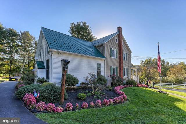 875 Garriston, LEWISBERRY, PA 17339 (#PAYK2000503) :: TeamPete Realty Services, Inc