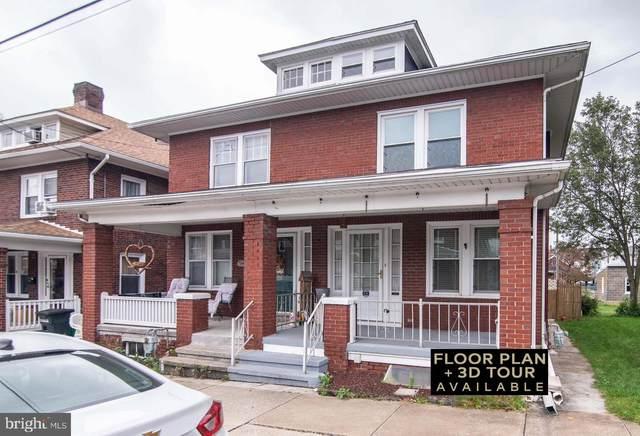 34 E 9TH Avenue, YORK, PA 17404 (#PAYK2000505) :: The Joy Daniels Real Estate Group