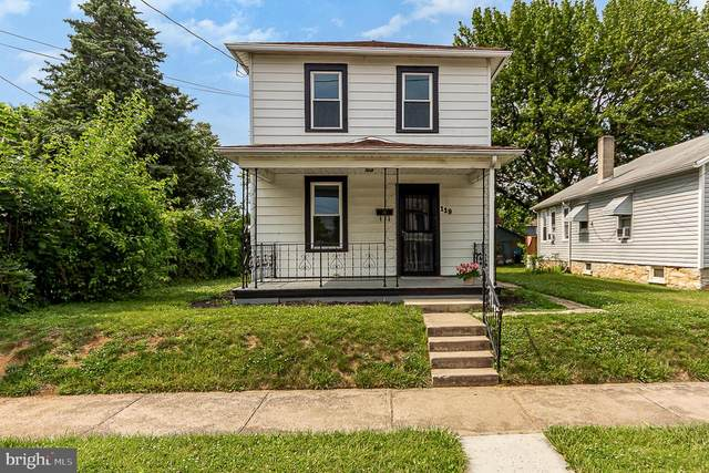 119 E Portland Street, MECHANICSBURG, PA 17055 (#PACB2000248) :: The Joy Daniels Real Estate Group
