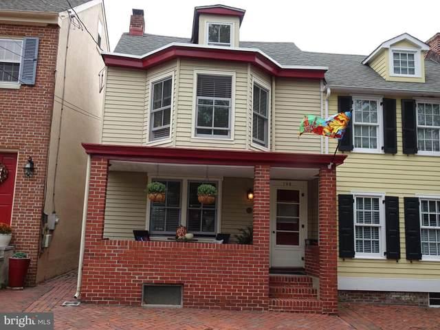 142 E 2ND Street, NEW CASTLE, DE 19720 (#DENC2000529) :: The John Kriza Team