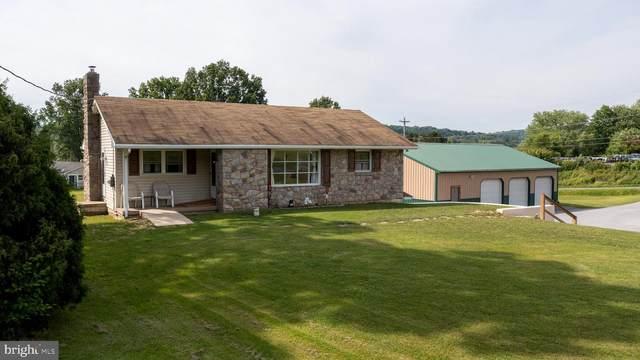 1177 Route 100, BECHTELSVILLE, PA 19505 (#PABK2000398) :: Colgan Real Estate