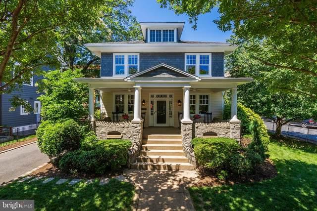 1046 N Edgewood Street, ARLINGTON, VA 22201 (#VAAR2000490) :: Arlington Realty, Inc.