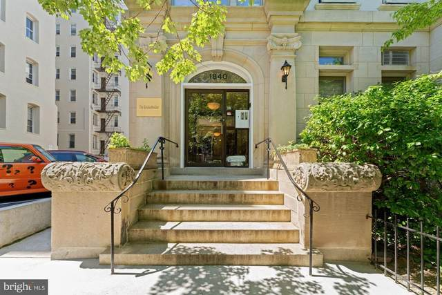 1840 Mintwood Place NW #402, WASHINGTON, DC 20009 (#DCDC2001190) :: LoCoMusings