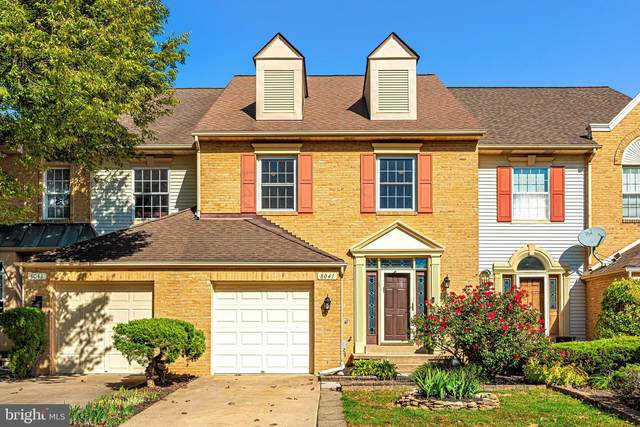 8041 Admiralty Place, FREDERICK, MD 21701 (#MDFR2000357) :: The Miller Team