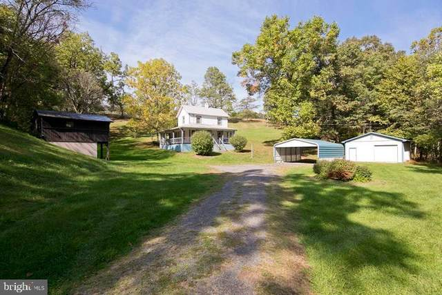 3030 Paw Paw Road, PAW PAW, WV 25434 (#WVMO2000055) :: The Gus Anthony Team