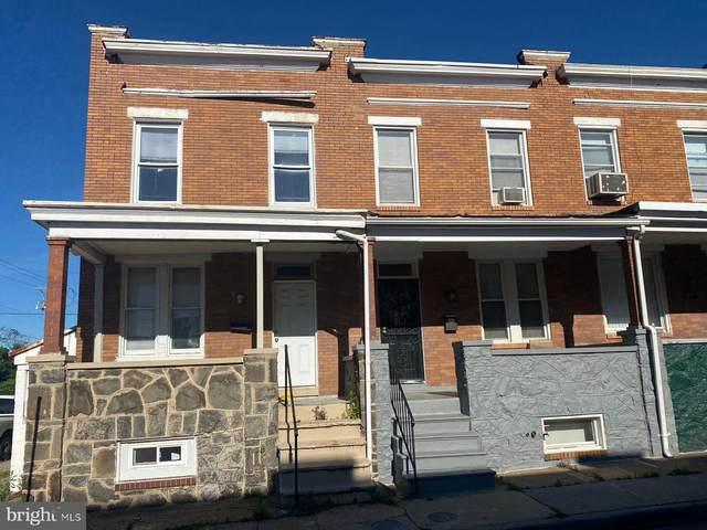 1200 N Curley Street, BALTIMORE, MD 21213 (#MDBA2001024) :: Integrity Home Team