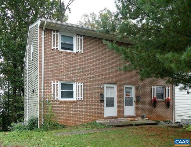 1218 Holmes Ave, CHARLOTTESVILLE, VA 22901 (#623069) :: Dart Homes