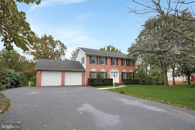 11615 Meadowlark Avenue, HAGERSTOWN, MD 21742 (#MDWA2000165) :: The Sky Group