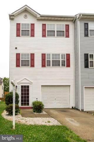 1415 Sutler Terrace, OXON HILL, MD 20745 (#MDPG2000846) :: Tom & Cindy and Associates