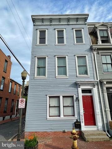 309 Herr Street, HARRISBURG, PA 17102 (#PADA2000298) :: Ramus Realty Group