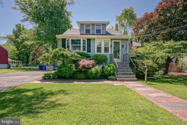 106 Center Street, MOORESTOWN, NJ 08057 (#NJBL2000526) :: Holloway Real Estate Group