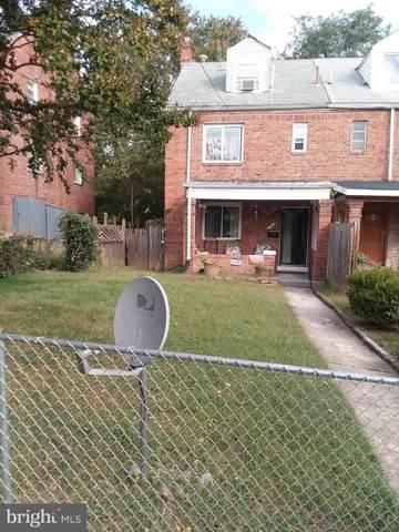 3964 NE Ames Street NE, WASHINGTON, DC 20019 (#DCDC2001227) :: The MD Home Team