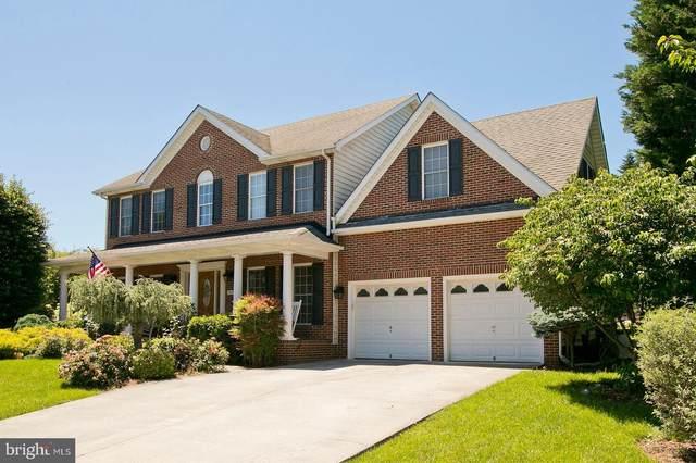 2829 Saratoga Drive, WINCHESTER, VA 22601 (#VAWI2000046) :: Crossman & Co. Real Estate
