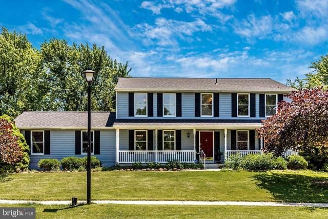 9503 Farmingdale Avenue, WALKERSVILLE, MD 21793 (#MDFR2000456) :: Sunrise Home Sales Team of Mackintosh Inc Realtors