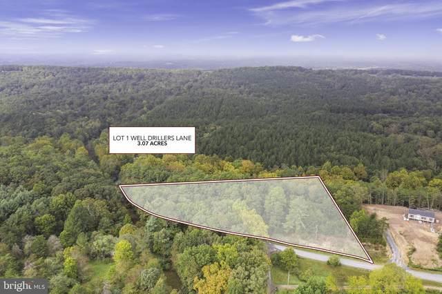 Well Drillers - Lot 1 Lane, WINCHESTER, VA 22603 (#VAFV2000125) :: Nesbitt Realty