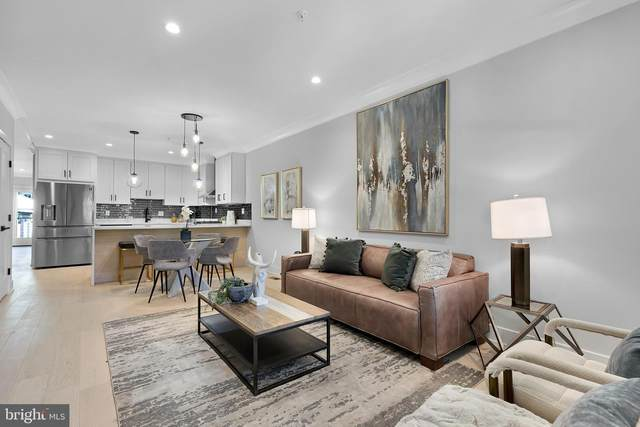 637 Irving Street NW A, WASHINGTON, DC 20010 (#DCDC2001243) :: The Mike Coleman Team