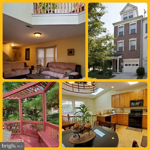 215 Toddson Lane, OWINGS MILLS, MD 21117 (#MDBC2000765) :: The Maryland Group of Long & Foster Real Estate
