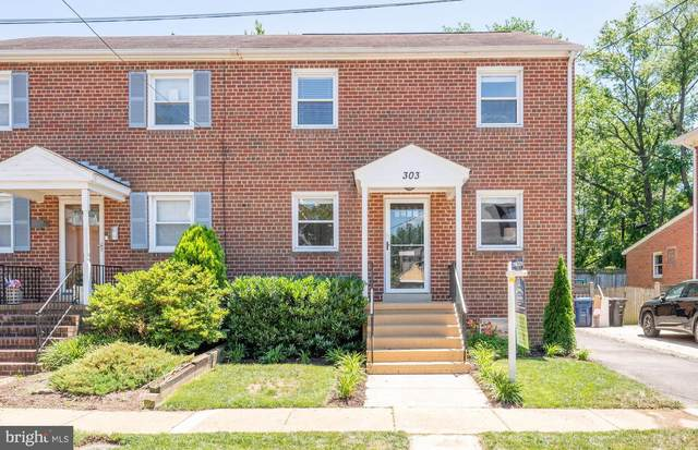 303 E Raymond Avenue, ALEXANDRIA, VA 22301 (#VAAX2000324) :: The Riffle Group of Keller Williams Select Realtors
