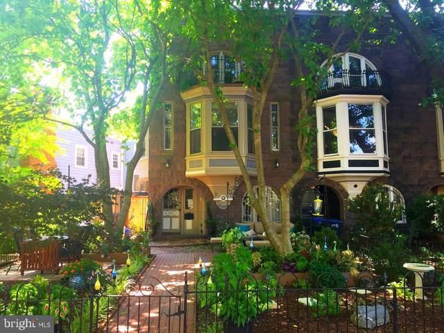 923 North Carolina Avenue SE, WASHINGTON, DC 20003 (#DCDC2001204) :: Crossman & Co. Real Estate