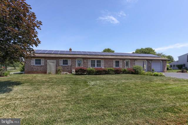 31 Carriage Road, PALMYRA, PA 17078 (#PALN2000126) :: The Heather Neidlinger Team With Berkshire Hathaway HomeServices Homesale Realty