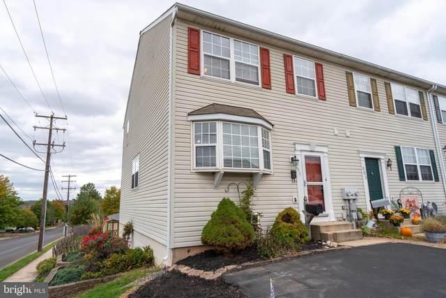 605 Jefferson, RED HILL, PA 18076 (#PAMC2000797) :: McClain-Williamson Realty, LLC.