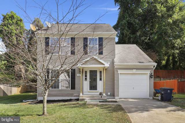 4607 Gladys Court, LANHAM, MD 20706 (#MDPG2001015) :: The Piano Home Group
