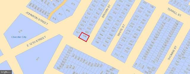 1100 Brown Street, CHESTER, PA 19013 (#PADE2000589) :: The John Kriza Team
