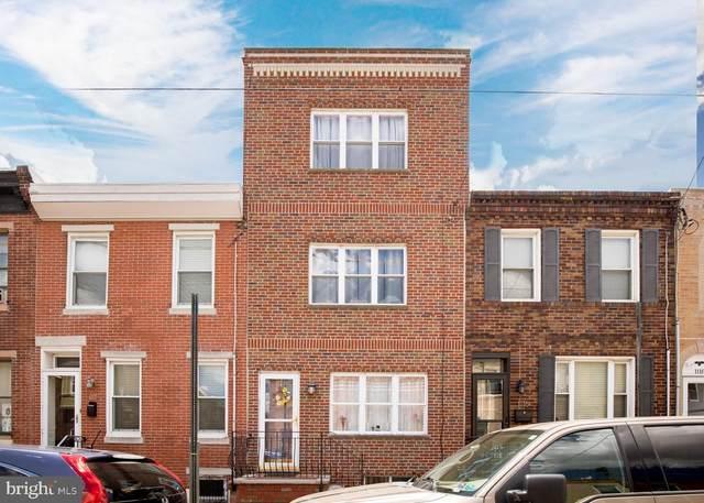1114 Morris Street, PHILADELPHIA, PA 19148 (#PAPH2002532) :: Sunrise Home Sales Team of Mackintosh Inc Realtors