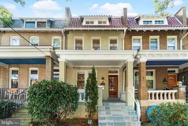 1226 Shepherd Street NW, WASHINGTON, DC 20011 (#DCDC2001257) :: Speicher Group of Long & Foster Real Estate