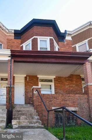2319 Calverton Heights Avenue, BALTIMORE, MD 21216 (#MDBA2001101) :: Compass