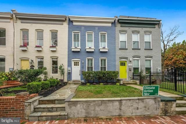 1503 Constitution Avenue NE, WASHINGTON, DC 20002 (#DCDC2001267) :: Keller Williams Realty Centre