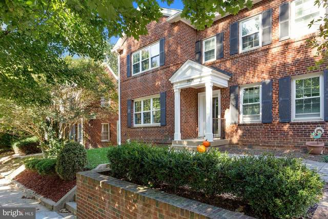 3925 Fulton Street NW #6, WASHINGTON, DC 20007 (#DCDC2001271) :: CENTURY 21 Core Partners