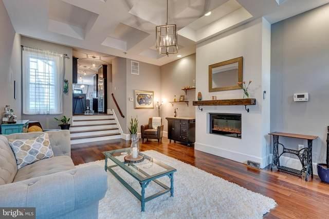1711 W Lombard Street, BALTIMORE, MD 21223 (#MDBA2001042) :: Talbot Greenya Group