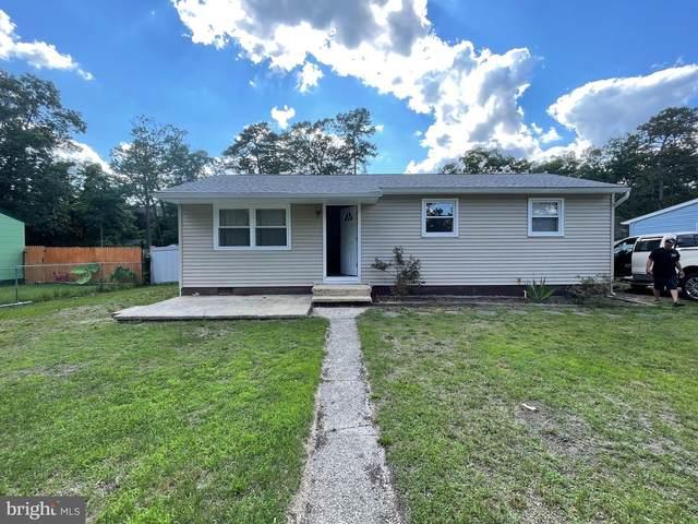 513 Wildwood Avenue, WILLIAMSTOWN, NJ 08094 (MLS #NJAC2000104) :: The Dekanski Home Selling Team