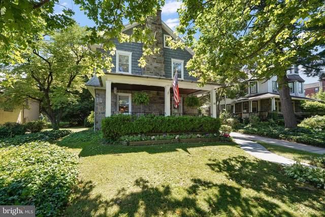 30 Morton Avenue, RIDLEY PARK, PA 19078 (#PADE2000590) :: Talbot Greenya Group