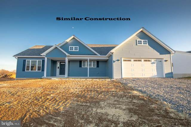 Lot 141 Duckwoods Lane, MARTINSBURG, WV 25403 (#WVBE2000240) :: Sunrise Home Sales Team of Mackintosh Inc Realtors