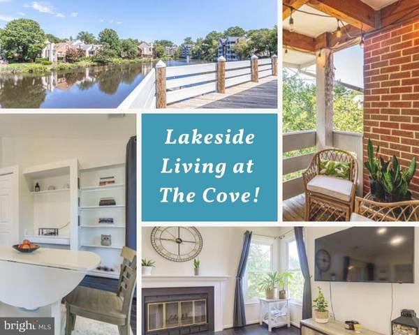 7596-N Lakeside Village Drive N, FALLS CHURCH, VA 22042 (#VAFX2001449) :: Crews Real Estate