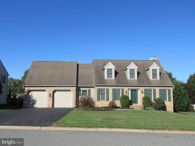 1112 Greens Avenue, LANDISVILLE, PA 17538 (#PALA2000509) :: McClain-Williamson Realty, LLC.