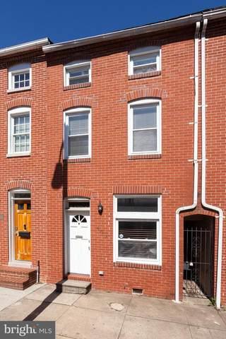 409 S Wolfe Street, BALTIMORE, MD 21231 (#MDBA2001056) :: Shamrock Realty Group, Inc
