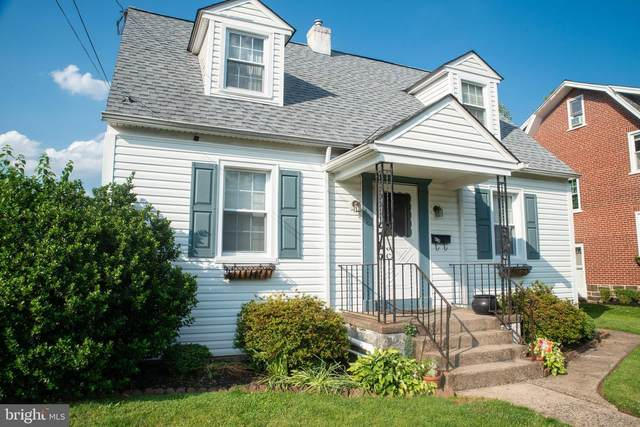 419 Fairview Avenue, NORTH WALES, PA 19454 (#PAMC2001010) :: Linda Dale Real Estate Experts