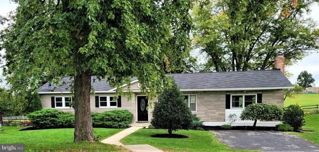 711 Ridge Road, MOUNT AIRY, MD 21771 (#MDHW2000321) :: Revol Real Estate